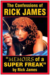 Rick James book cover