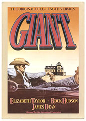 Giant, movie poster