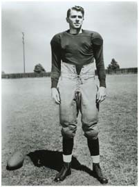 Ronald Reagan playing Knute Rockne