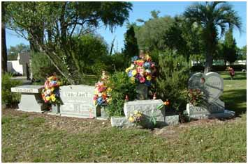 Ronnie Van Zant reburied in Riverside Memorial Park in Jacksonville