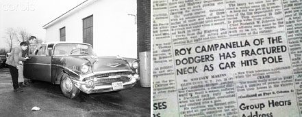 Roy Campanella car crash