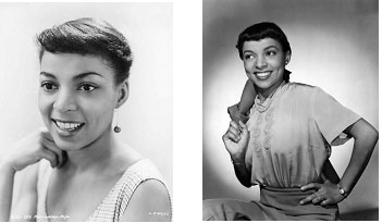 Ruby Dee publicity photos