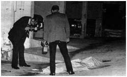 Sal Mineo dead at crime scene