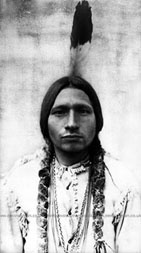 Sitting Bull, teenager