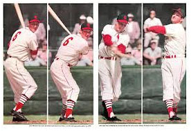 Stan Musial swing frame by frame
