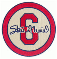 Stan Musial retired Number