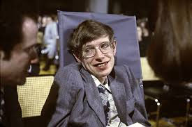 Stephen Hawking, 1960's with ALS