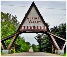 Alpine Valley Music Theatre in West Troy, Wisconsin