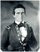 Stonewall Jackson in the 1840's