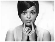 Tammi Terrell around age 20