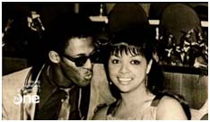 Tammi Terrell with David Ruffin