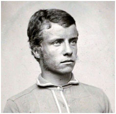 Theodore Roosevelt, college years