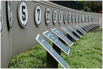 Thurman Munson Retired Number