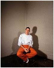 Timothy McVeigh in prison