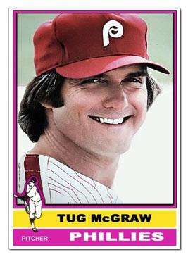 Tug Mcgraw Death