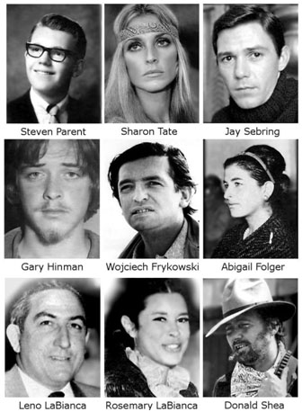 Charles Manson family victims