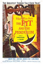 The Pit and the Pendulum movie poster