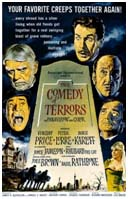 Comedy of Terrors movie poster