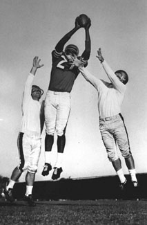 Y.A. Tittle Alley Oop pass play
