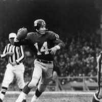 Y.A. Tittle, early 1960's