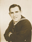 Yogi Berra Navy photo