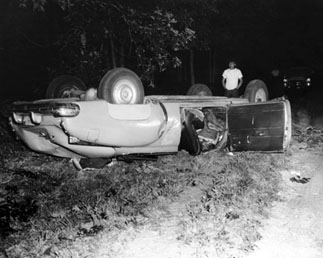 Image result for Jackson Pollock car wreck